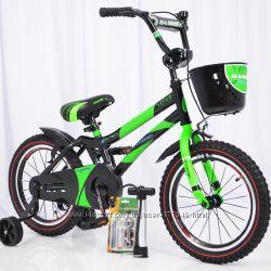 Велосипед 16 HAMMER S500