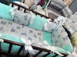 Детский постельный комплект Baby soft