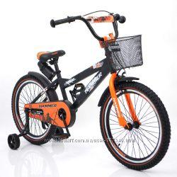 Двухколесный велосипед HAMMER-18 S600