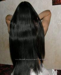 Наращивание волос любым способом трессы, кератин, ленты
