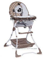 Детский стул для кормления Bertoni Бертони, Lorelli Bravo