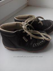 кожаные ботиночки р. 25    Ортопе
