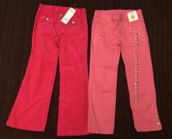 Брюки, джинсы, Новые, Gymboree, вельвет,  размер 5.