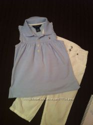 футболка, Ralph Lauren оригинал, 4-5 лет