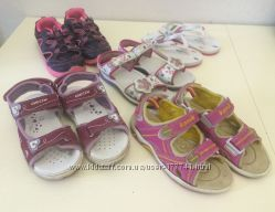 Обувь на лето, Geox, Clarks, Osh Kosn, стельки 18 -20.