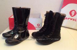 Сапожки, ботинки, Garvalin, кожа, размер 29-30