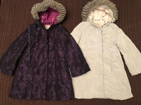 Пуховое пальто, Burberry, оригинал