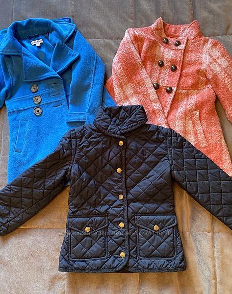 Куртка, пальто, Palph Lauren, Pumpkin Patch,  размер 5-6.