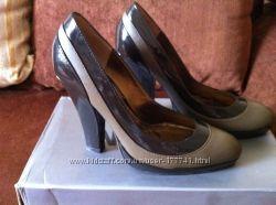 туфли, Massimo Dutti, из Италии, одевались один раз