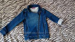 Шикарная джинсовая курточка Chicco