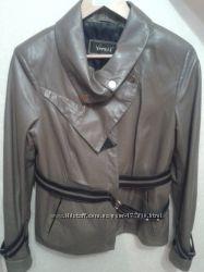 Новая кожаная курточка