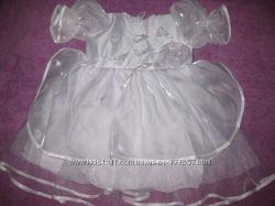 нарядное платье для вашей крохи до 1, 5 лет