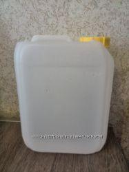 Канистры из пищевого пластика 5 л и 10л