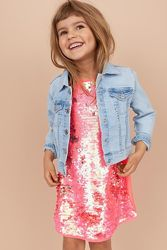 Платье нарядные новогоднее H&M топ в наличии