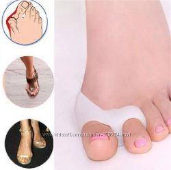 Протектор на сустав большого пальца стопы с перегородкой пара