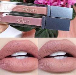 Матовая помада Aden liquid lipstick