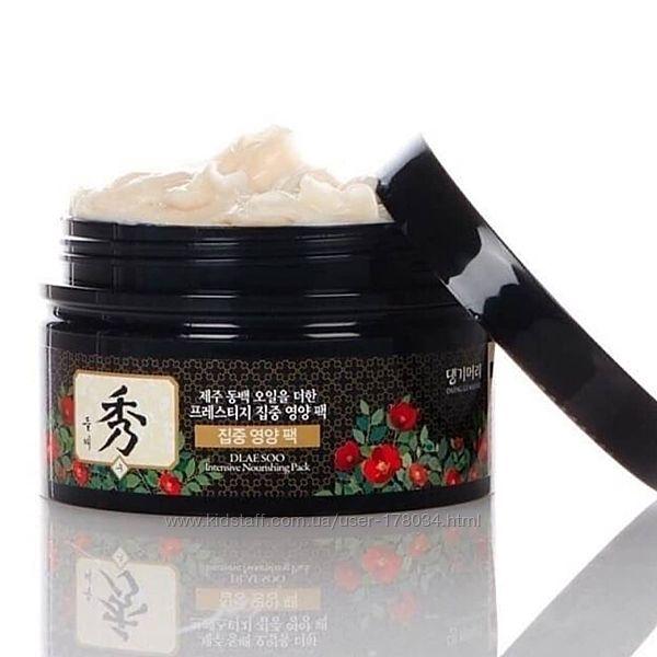 Интенсивная питательная маска daeng gi meo ri dlae soo nourishing pack