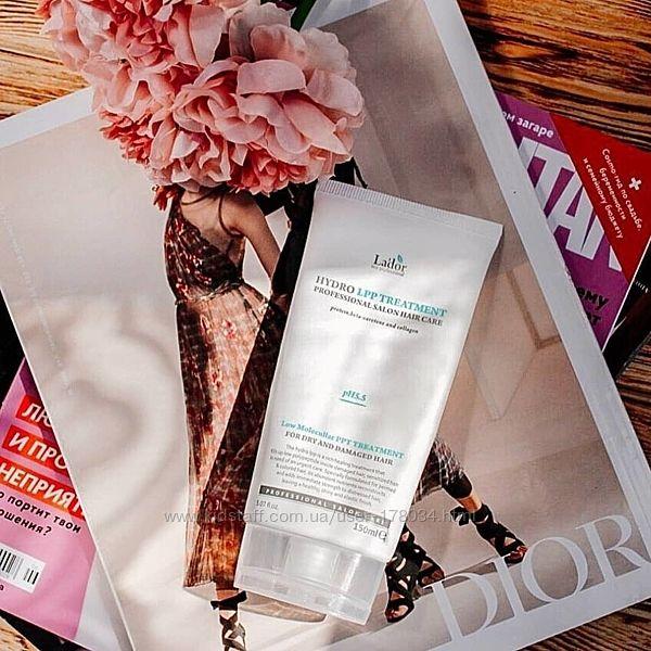 Безсульфатная маска для волос la&acutedor eco hydro lpp treatment