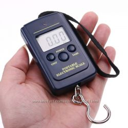 Весы электронные безмен от 10г до 40 кг