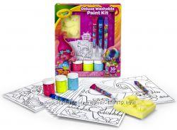 Набор для творчества Тролли Crayola Trolls Deluxe
