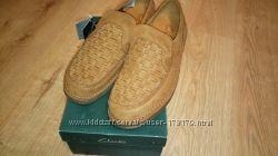 Мужские туфли Clarks размер 10, 5