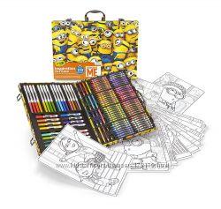 Арт кейс Crayola для творчества Minions