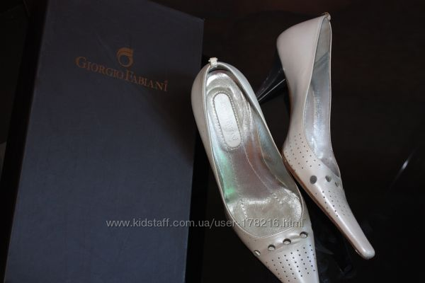 Итальянские туфельки Giorgio Fabiani