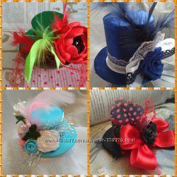 Карнавальные шляпки и украшения