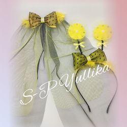 костюм Бджілки - крила і вусики
