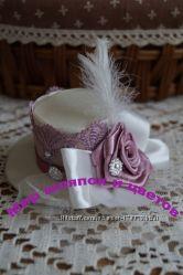 Элегантные украшения на шею, браслеты, обручи, шляпки, вуалетки, повязки