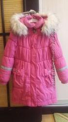 Зимнее пальто Lenne 128 размер