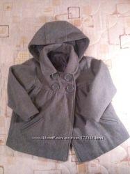 Пальто стильное деми