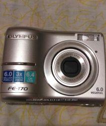 Olympus FE -170