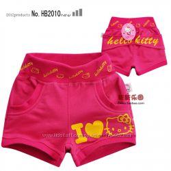Шорты Hello Kitty на рост 95-100в наличии