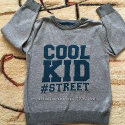 Тонкий свитер Primark 116