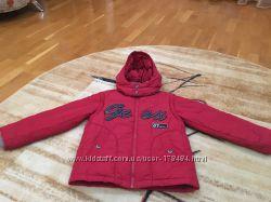 Куртка Geox 2 в 1 на 6 лет