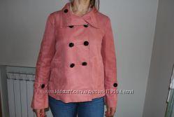 Супер стильный короткий плащик куртка Zara в идеале