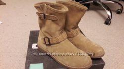 Сапоги ботинки демисезонные замша USA Coolway Collection