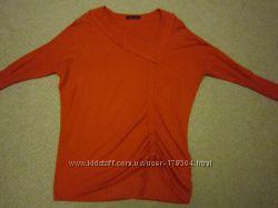 Пуловер туника кашемир с регулирумой длиной Италия