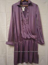 Платья натуральный шелк Франция