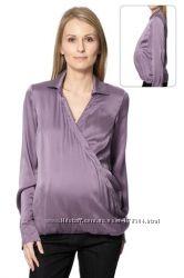 Блузы натуральный шелк Франция скидки