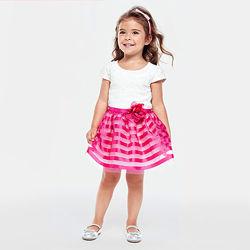 Праздничное платье для малышки Crazy8 18-24 мес. состояние нового
