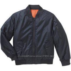 Демисезонная куртка бомбер для мальчика США 8 лет оригинал