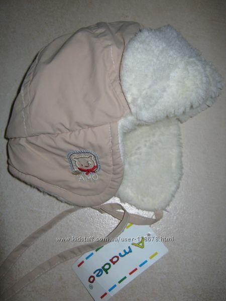 зимняя шапка Amadeo