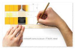 Предлагаю услуги конструктора-дизайнера корпусной мебели