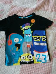 Яркая футболка НМ