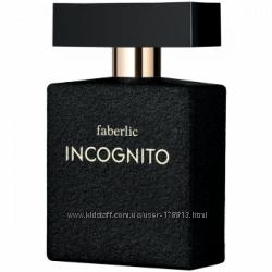 Парфюмерная вода для мужчин faberlic Incognito