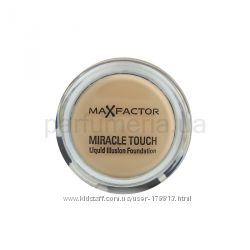 Тональная крем-пудра Miracle Touch от Max Factor