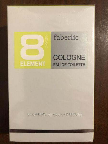Туалетная вода для мужчин 8 Element Cologne от Faberlic