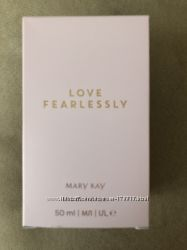 Парфюмерная вода Love Fearlessly Live Fearlessly от Mary Kay Мери Кей